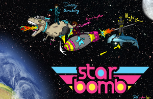 Star Bomb by Vastile