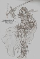 Firion, Dissidia by unknown3173