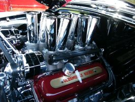 1950 Oldsmobile Rocket 88 by RoadTripDog