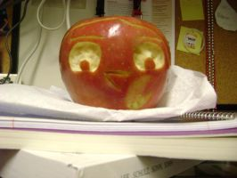 Apple Cody by ribbonfly