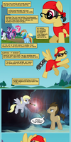 Somepony else problem by Vrarebird by minalhan