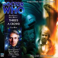 Doctor Who-Three's A Crowd cover by jimg1972