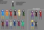 Homestuck Class: Golom by UltimaDreamer