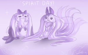 Spirit Day is a Great Day! by DancingInBlue