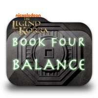 Avatar The legend of Korra Balance Folder Icon by Omegas82128