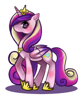Princess Cadence by Poppeto