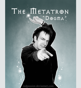 The Metatron by RedPassion
