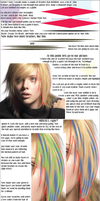 vector hair tutorial by smashbabyy
