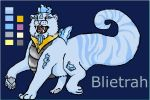 Contest Entry! Blietrah by PiperPie