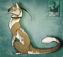 Anglerweasel by Stitchy-Face