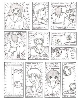 Legend of the Tree Dwellers Page 788 by Banquo0