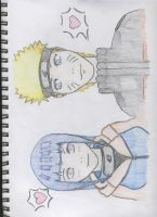 naruhina by Silentfright
