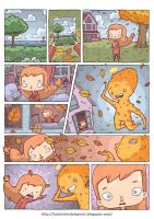 Tale of autumn  - page 1 by lost-angel-less
