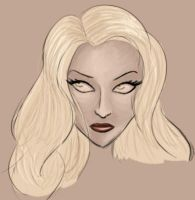 Rosalie Hale Unfinished by julvett