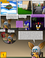 Sonic the Hedgehog Z #4 Pg. 1 Sept. 2013 by CCI545