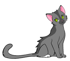 Free cat Adoptable 7 (CLOSED) by DetritusDroid