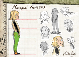 .:Margaret Greene:. by Joanna97