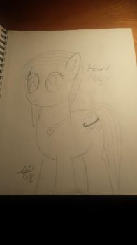 NEW OC PREVIEW: Heart Hoop by StormDragon98
