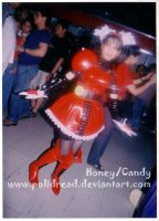 Honey Candy costume by polidread