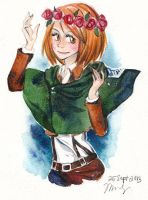 Petra Ral by aphereon
