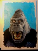 THE MIGHTY KING KONG by JollyGorilla