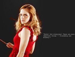 Hermione Granger Quote by NoMercy68