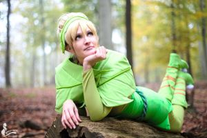 TinkerBell - Lazy by SoraPilzi