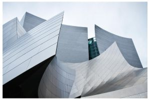 Walt Disney Concert Hall by eDamak