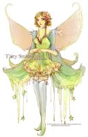 Lethality's fairy by bluefeathers