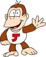 Donkey Kong Junior by T95Master