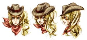 original cowgirl by ingissac