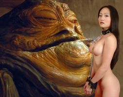 Jabba's new toy 3 by ManiacScarecrow