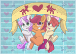 Hearts Strong As Horses by geckogeek9890