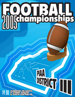 PIAA Football Cover by dragonorion