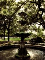 Fountain 2 by Ithaedral