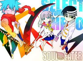 Soul Eater Crew Color by NTactics