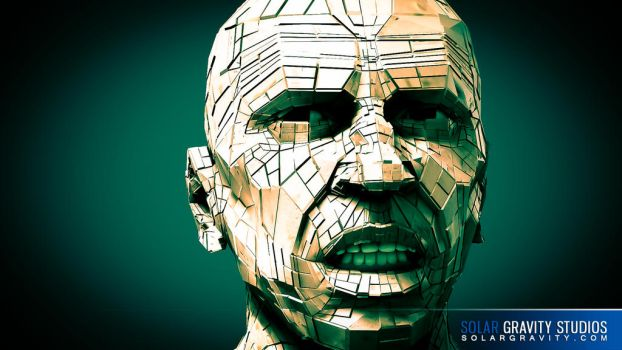 Fragmented Mind by solargravity