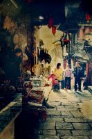 China Town by yylee07