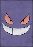 Gengar by JordenTually