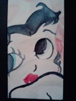 Betty Boop by Itsasammich
