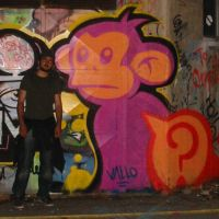 me and the ape by vallo-flame