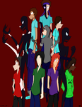 From the Ground Up Cover Page by EnderqueenShado