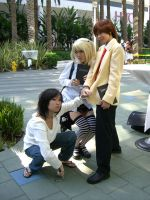 AX 2006 - Deathnote cosplay2 by chuwei
