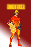 Sunstriker with Energy Glow by Ahnirr