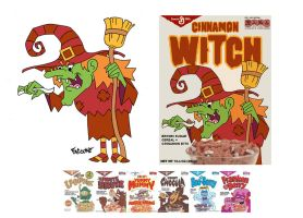 Cinnamon Witch  by ChrisFaccone