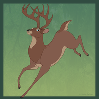 .: Rabscuttle Whitetail :. by PirateHearts