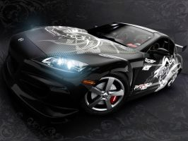 mazda RX8-02 by darthdesign