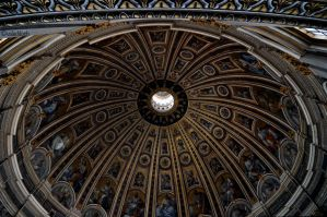 dome on a wide angle by valaddoch