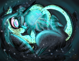 Deep Under the Sea by ValkyrieSkies