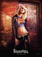 Supergirl Leather by ROCINATE